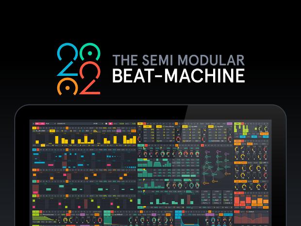 2020 Modular Beat Machine 2