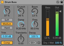 Drum Bass